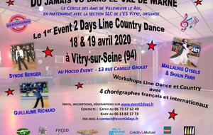 L'Event2days Line Country Dance